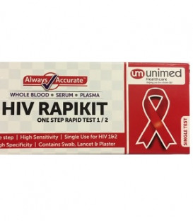 HIV One Step Test Kit - CliniHealth