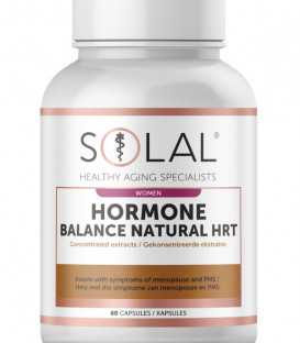 Solal Hormone Balance Natural HRT - Solal