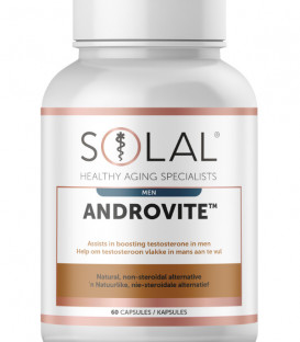 Solal Androvite Testosterone Booster - Solal