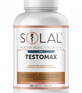 Solal Testomax Libido & Performance Enhancer - Solal