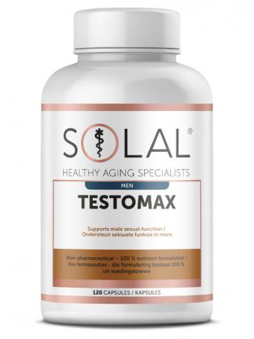 Solal Testomax Libido & Performance Enhancer - Solal