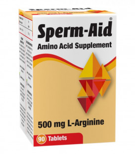 Sperm-Aid Amino Acid Supplement - iNova Pharmaceuticals