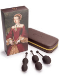 Catherine Pleasure Ball Kegel Set - Coco De Mer