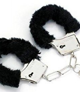 Fluffy Love Handcuffs - XXDreamsToys