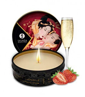 Soy Luxury Aphrodisia Massage Candle (Pack of 6) - Shunga