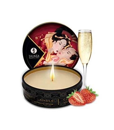 Soy Luxury Aphrodisia Massage Candle (Pack of 6) - Shunga