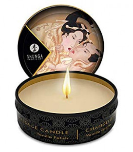 Soy Luxury Aphrodisia Massage Candle (Individual Travel Size) - Shunga