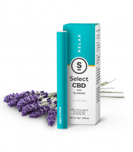 Select CBD Disposable Ceramic Vape Pen - Cura Select
