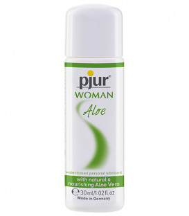 Pjur Woman Aloe Nourishing Water Based Lubricant - Pjur