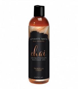 Chai Vanilla Massage Oil  - Intimate Organics