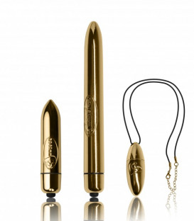 All Gold Vibrator Collection - Rocks Off