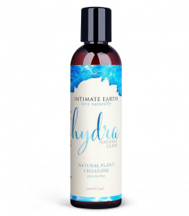 Hydra Glycerin-Free Water-Based Natural Glide & Lubricant - Intimate Earth
