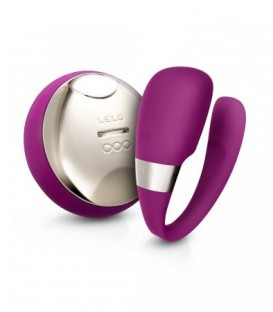 Tiani 3 Remote Controlled Flexible Couples Vibrator | LELO