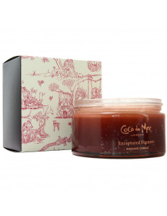 Enraptured Aphrodisiac Massage Candle - Coco De Mer