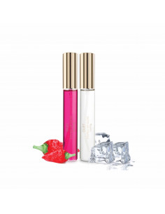 Duet Cooling & Warming Nipple Gloss - Bijoux