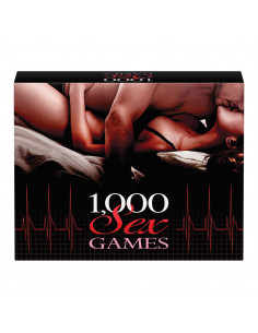 Kheper's 1000 Sex Games -...