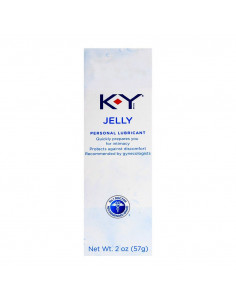 KY Lubricating Jelly - Durex