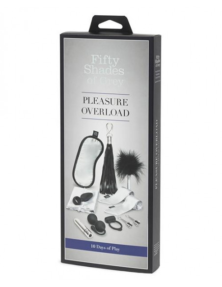 Fifty Shades Freed Pleasure Overload 10 Days of Play Gift Set - Fifty Shades of Grey