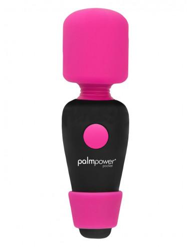 PalmPower Pocket Wand Vibrator - Swan