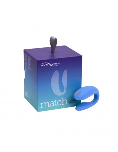 Match Couples Vibrator -...