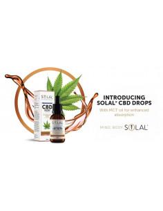 Solal CBD Drops - Solal
