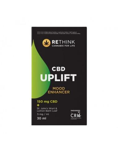 CBD Uplift Mood Enhancing Oil 150mg -...