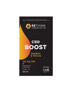 CBD Boost Energy & Focus...