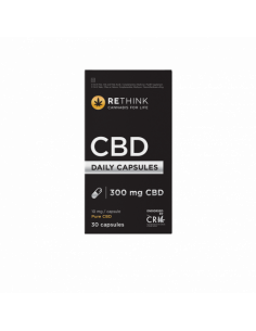 CBD Daily Capsule (150mg,...