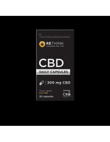 CBD Daily Capsule (150mg, 300mg,...