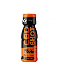 CBD Shot Energy & Focus 5mg...