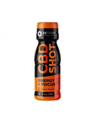CBD Shot Energy & Focus 5mg - ReThink