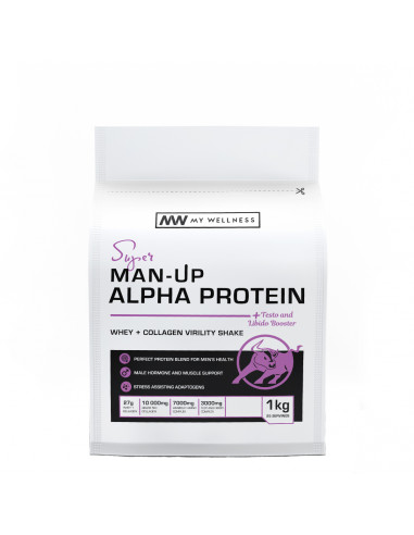 Super Man-Up Libido Protein - My...