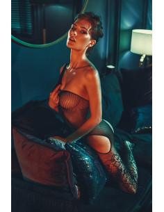 Elodi Crotchless Lace...