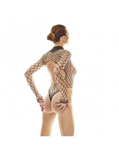 Forca Fishnet BodySuit - Anais 2