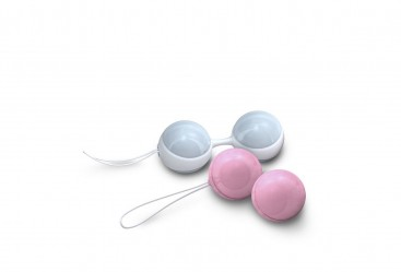 Luna Interchangeable Weighted Kegel Balls (Mini) - LELO