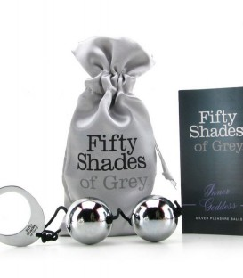 Inner Goddess Ben Wa Balls - Fifty Shades of Grey