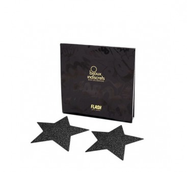 Flash Star Nipple Pasties - Bijoux