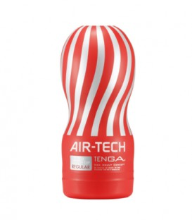 Air Tech Reusable Vacuum Cup Masturbator - Tenga