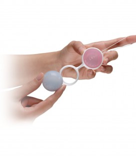 Luna Interchangeable Weighted Kegel Balls (Classic) - LELO 2