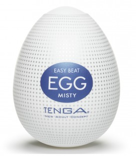 Tenga Egg Masturbator Misty - Single