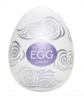 Tenga Egg Cloudy - Single