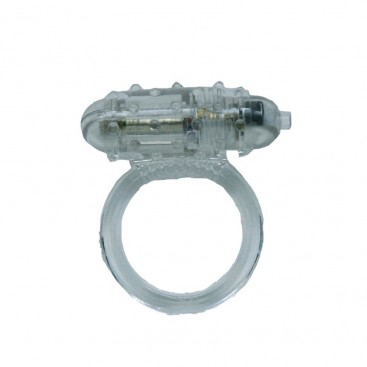 Silicone Soft Vibrating Cock Ring