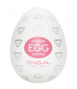 Disposable Easy Beat Regular Strength Male Egg Masturbator (Stepper) | Tenga