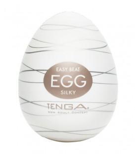 Tenga Egg Masturbator Silky - Single