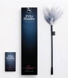 Tease Feather Tickler - Fifty Shades of Grey
