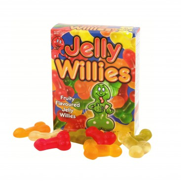 Jelly Willies - Spencer & Fleetwood