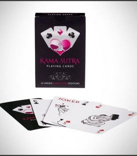 Kama Sutra Playing Cards - Moodzz