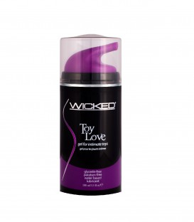 Toy Love Water-Based Lubricant - Wicked