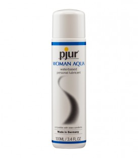 Woman Moisturizing Water-Based Lubricant for Sensitive Skins | Pjur