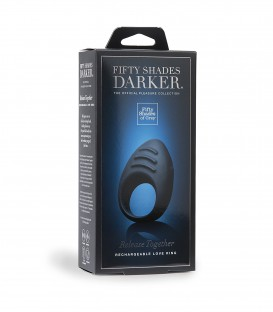 Fifty Shades Darker Release Together Cock Ring